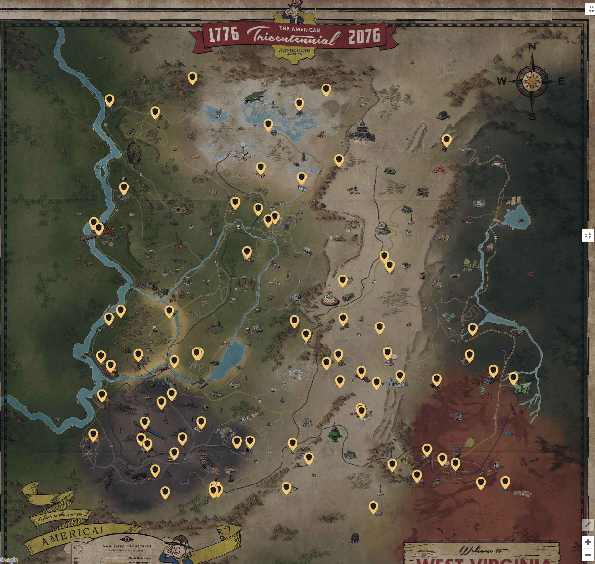 where to find power armor