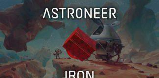 Astroneer - Iron