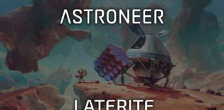 Astroneer - Laterite