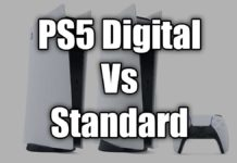 difference between ps5 versions
