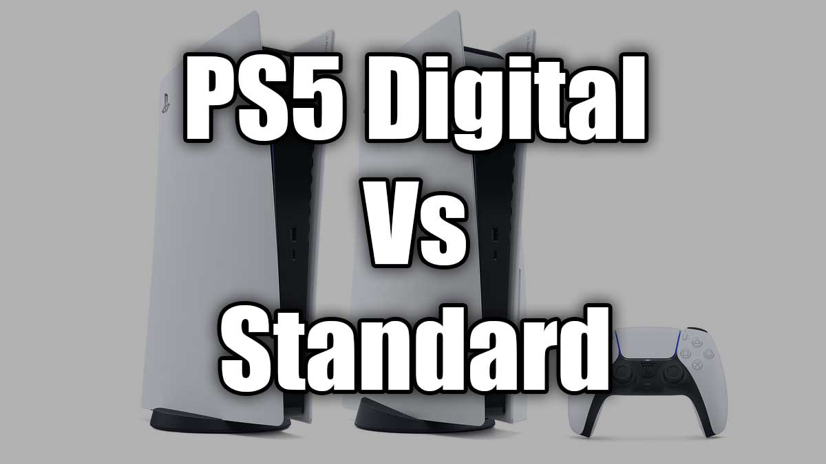 Difference Between PS5 Versions Image