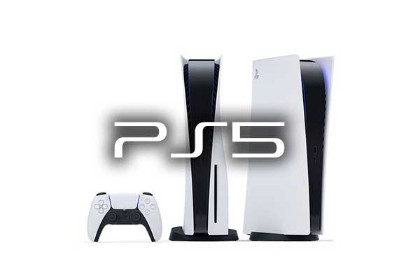 PlayStation 5 System Image
