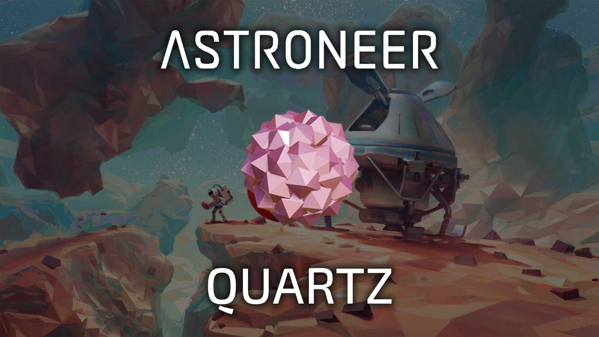 astroneer quartz