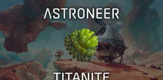 Astroneer - Titanite