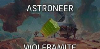 Astroneer - Wolframite
