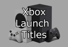Xbox Series S & X Launch Titles Image