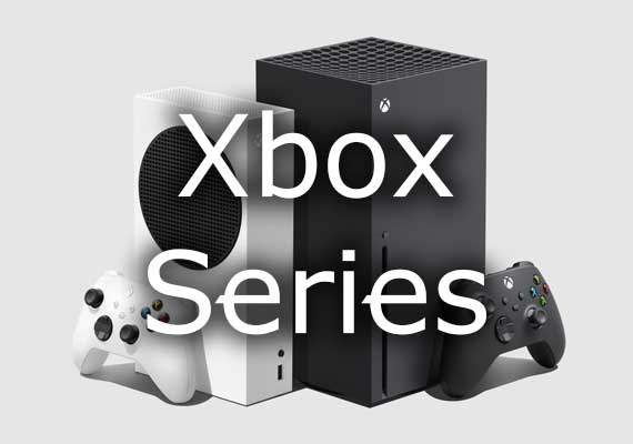 Xbox Series System Image