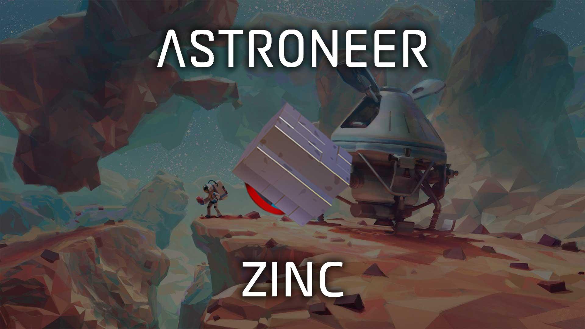 astroneer zinc