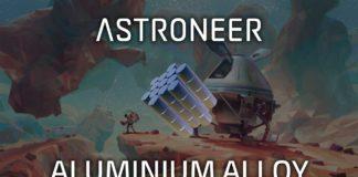 Astroneer - Aluminum Alloy