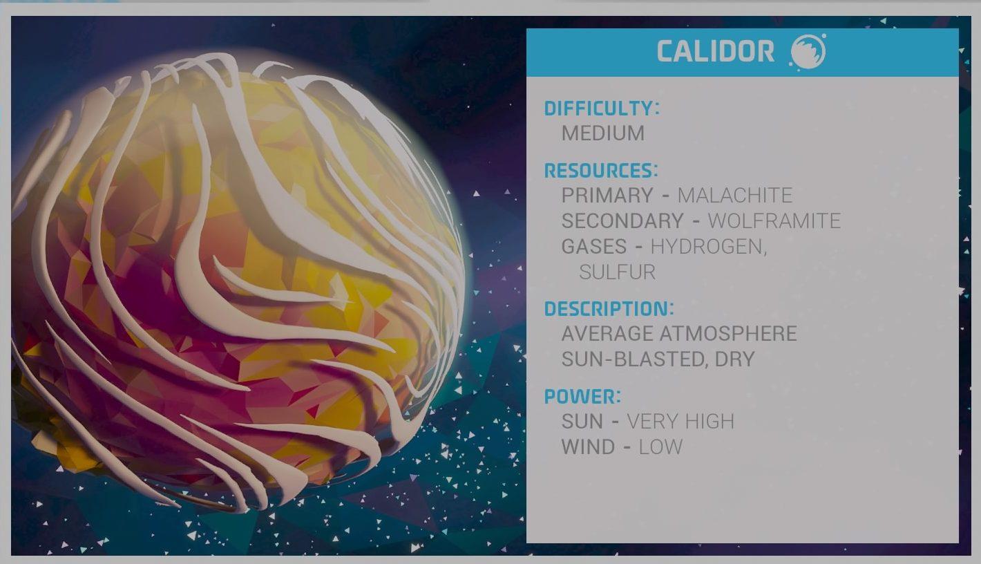 calidor