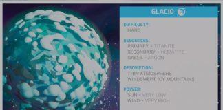 Astroneer - Glacio