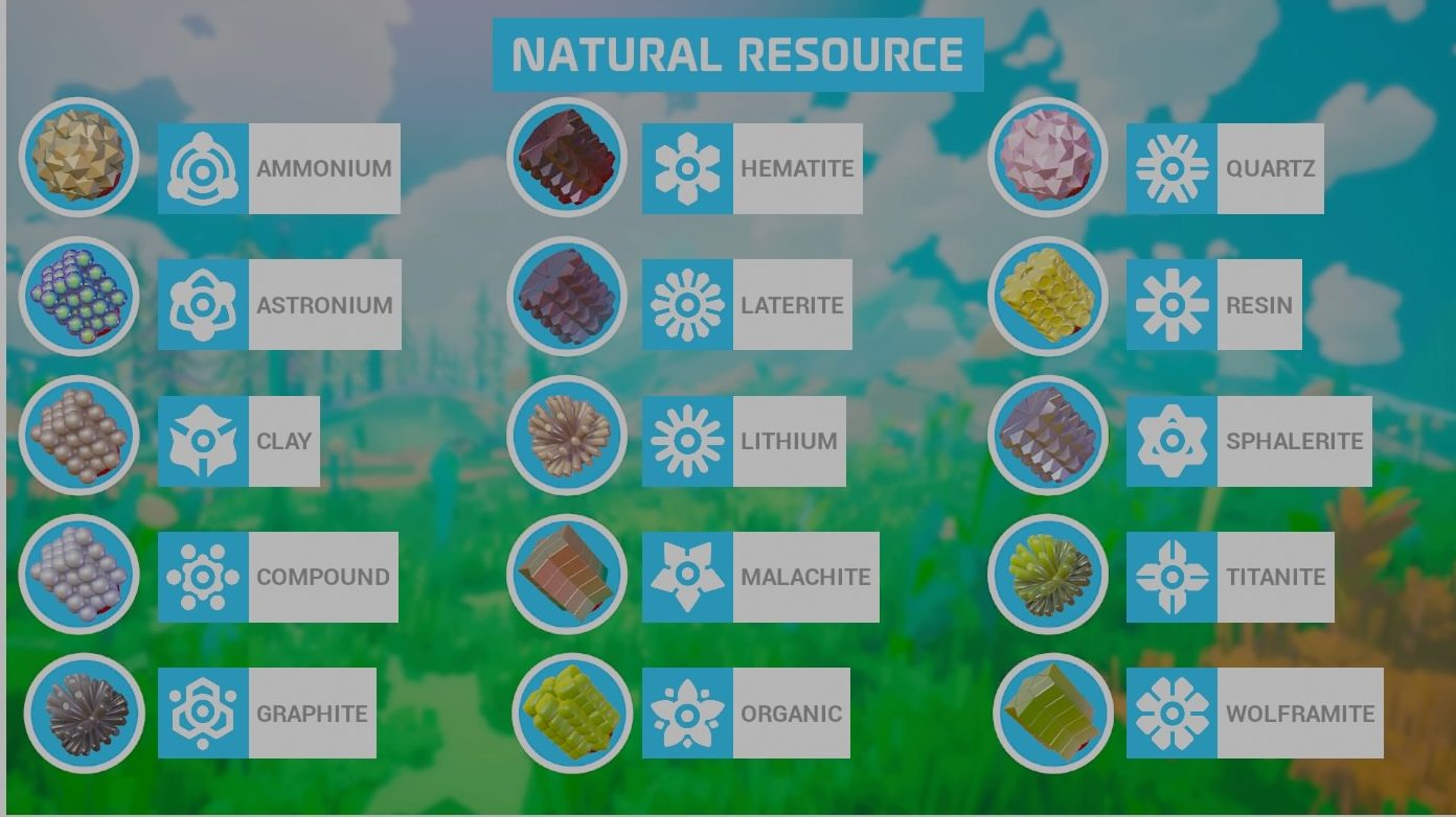 astroneer natural resources