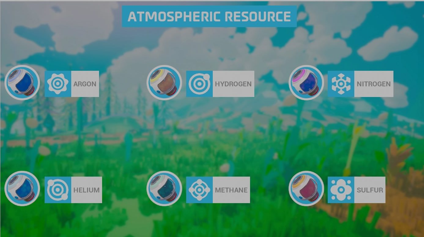 astroneer atmospheric resources