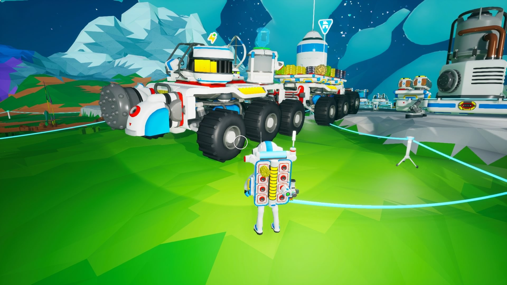 astroneer Tunnel Drilling Machine