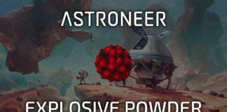 Astroneer - Explosive Powder