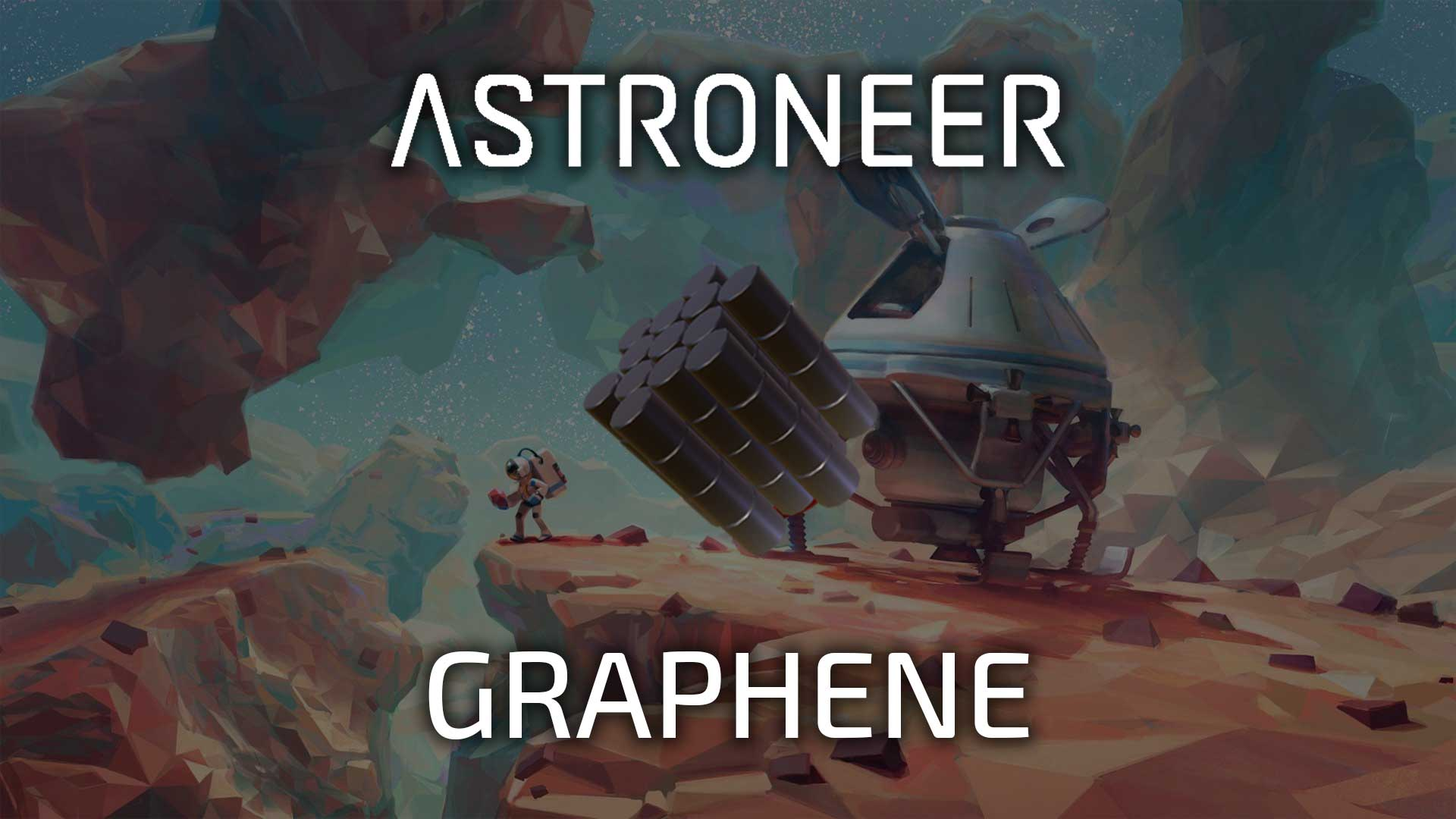 astroneer graphene
