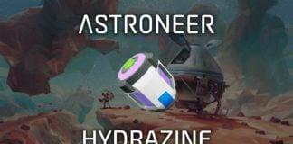 Astroneer - Hydrazine