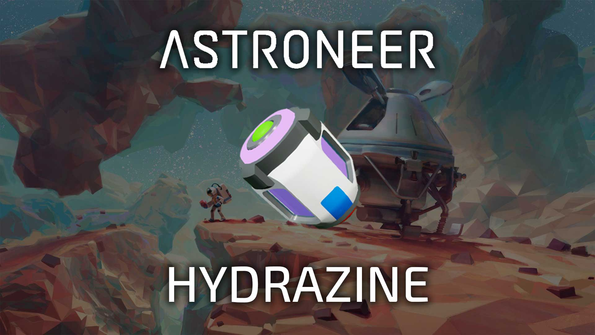 astroneer hydrazine