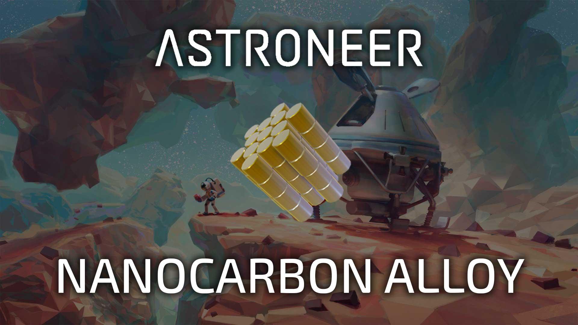 astroneer nanocarbon alloy
