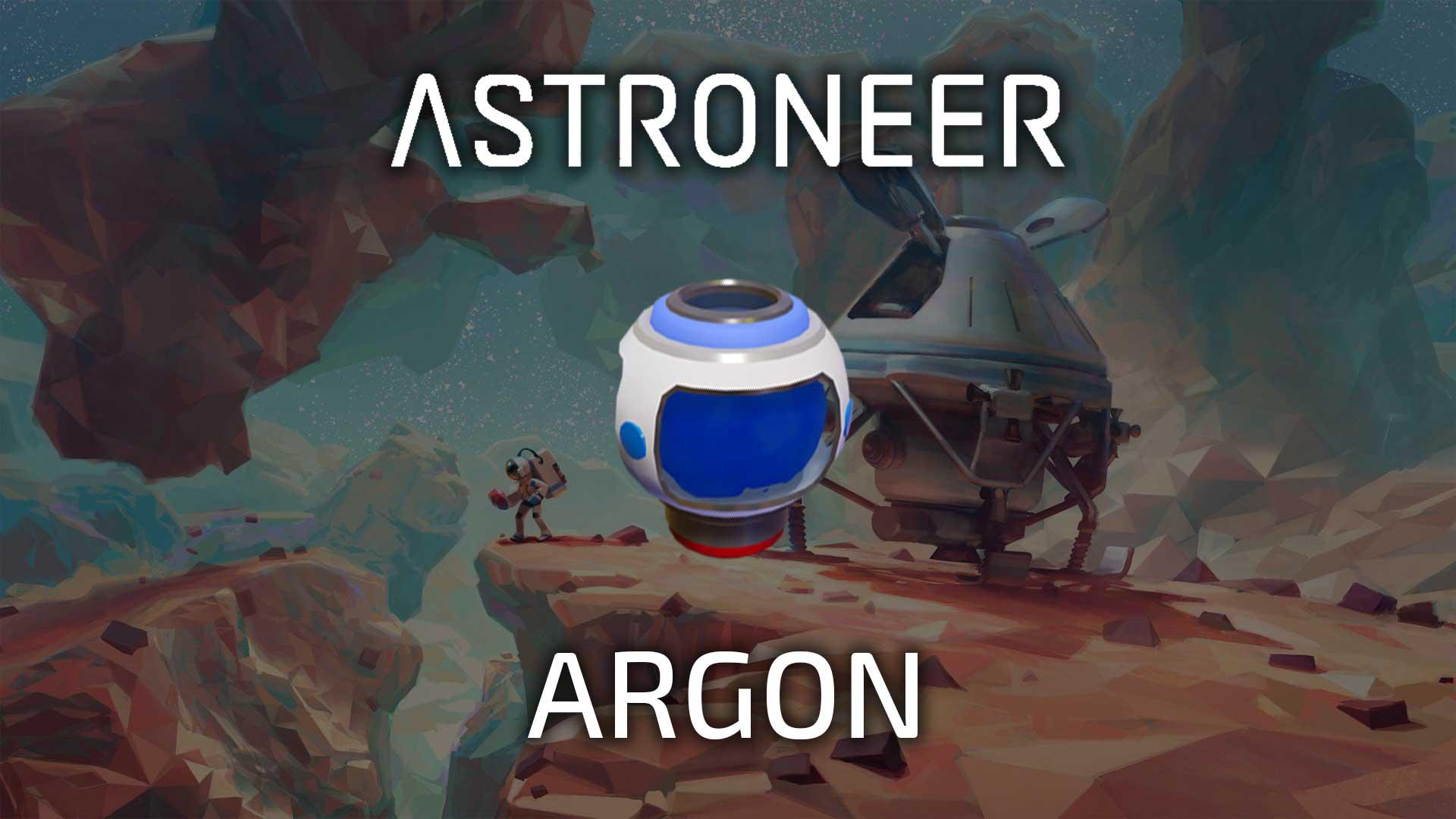 astroneer argon