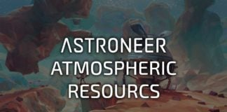 Astroneer - Atmospheric Resources Wiki