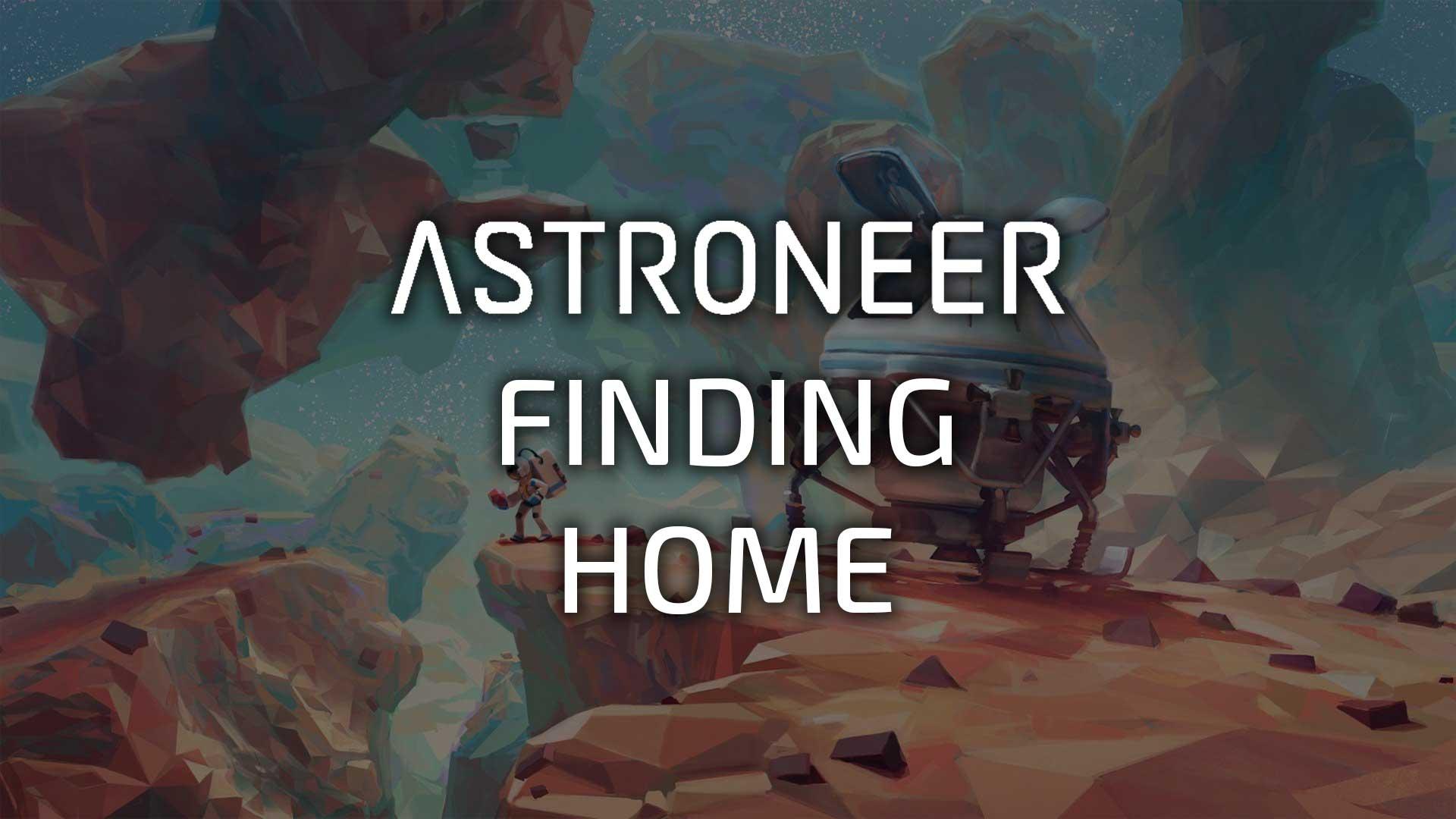 astroneer lost