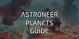 Astroneer Planet Wiki