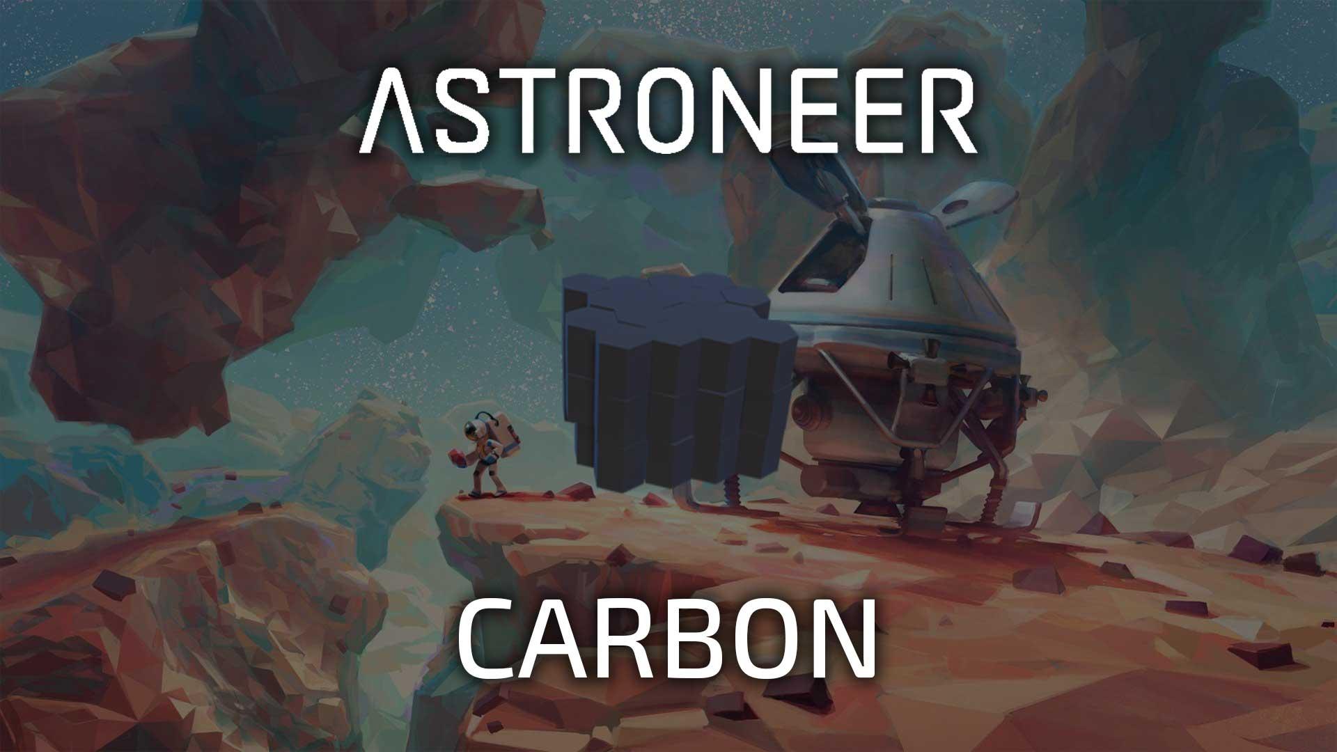 astroneer carbon