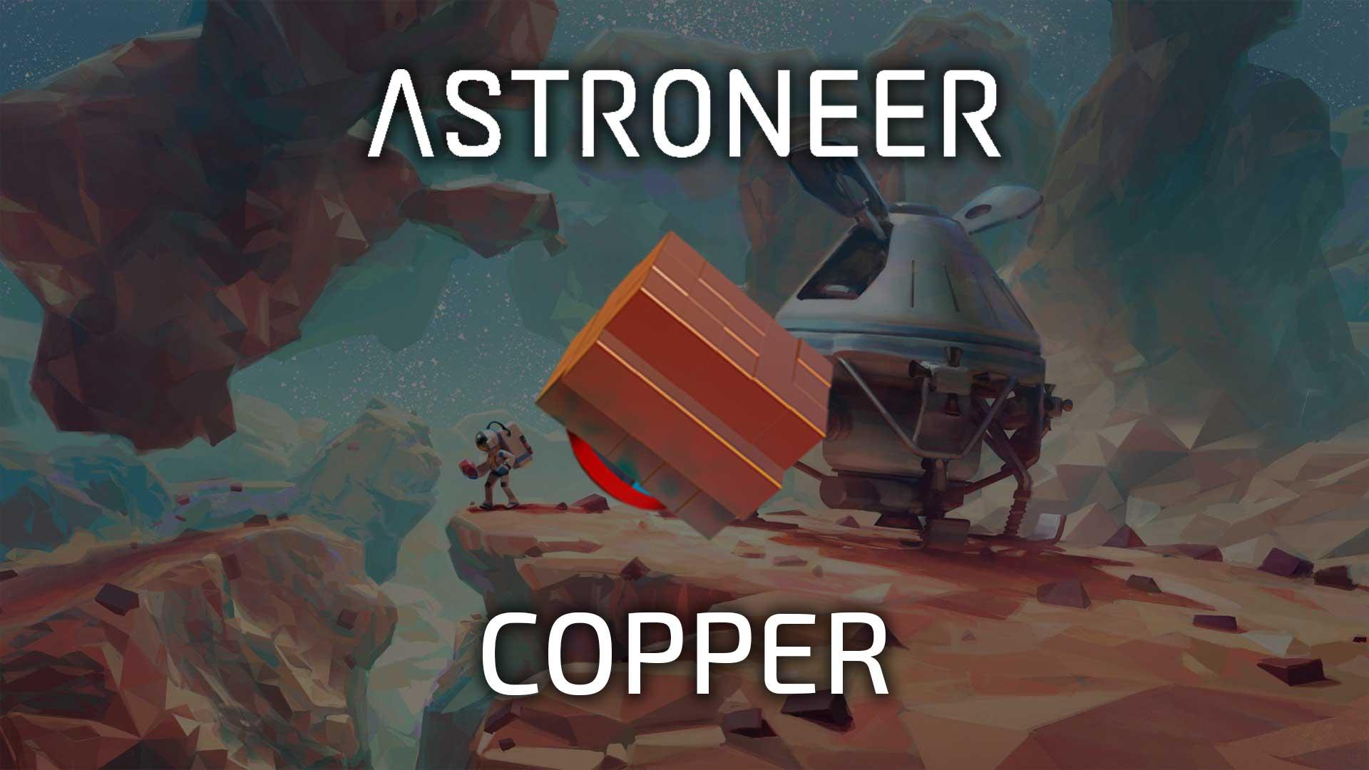 astroneer copper