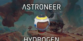 Astroneer - Hydrogen