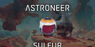 Astroneer - Sulfur