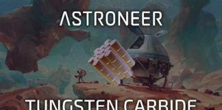 Astroneer - Tungsten Carbide