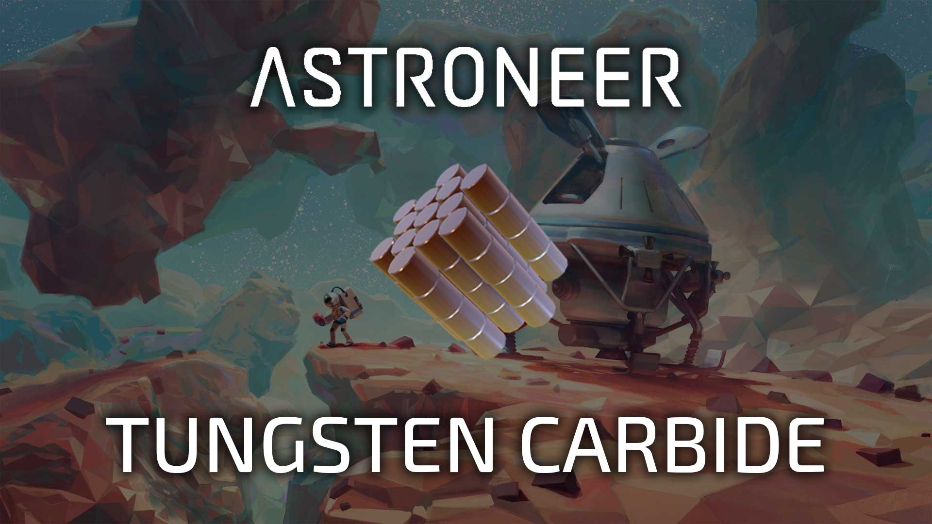 astroneer tungsten carbide