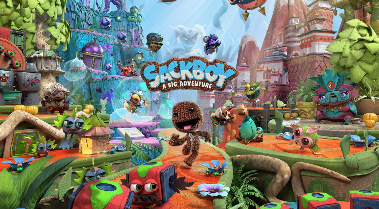Sackboy: A Big Adventure Review Image