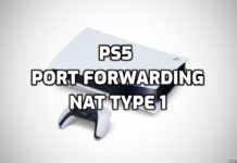 How To Get NAT Type 1 On PS5 Image