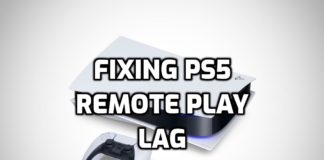 How To Fix PS5 Remote Play Lag