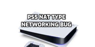 PS5 NAT Type Bug