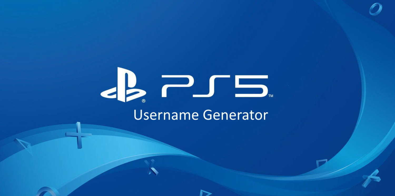 PS5 Username Generator Image