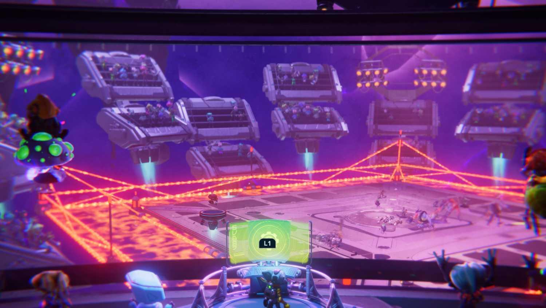rift apart combat arena