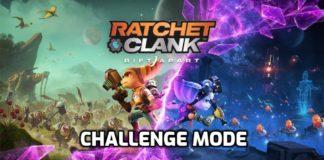 Rift Apart Challenge Mode Guide