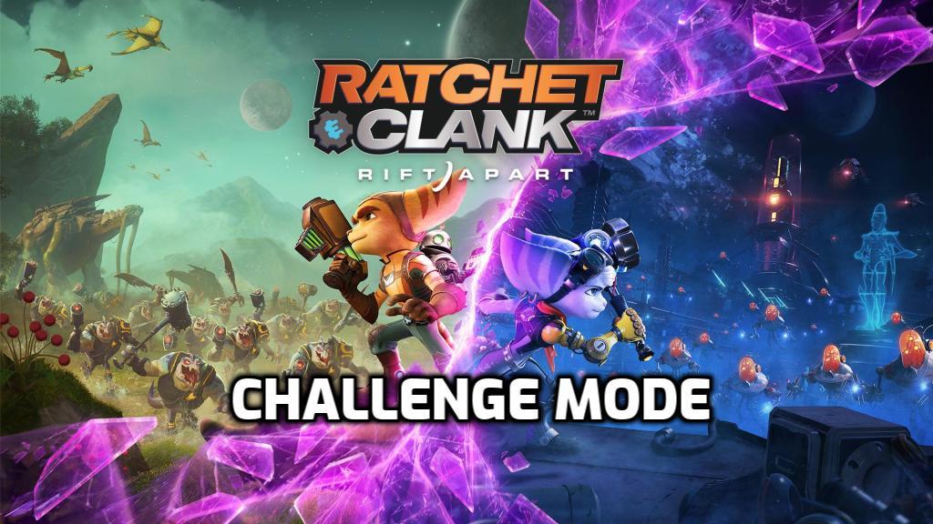 Rift Apart Challenge Mode Guide Image