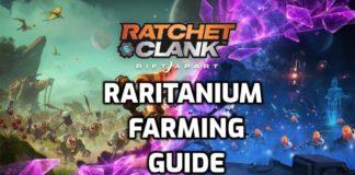Raritanium Grinding Guide - Infinite Raritanium Glitch