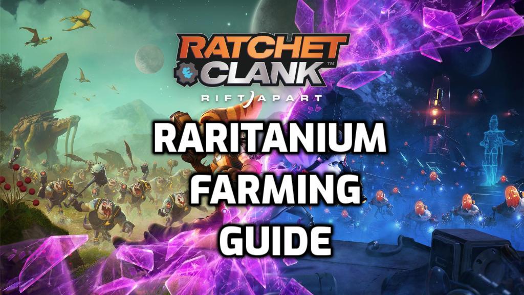 Raritanium Grinding Guide - Infinite Raritanium Glitch Image