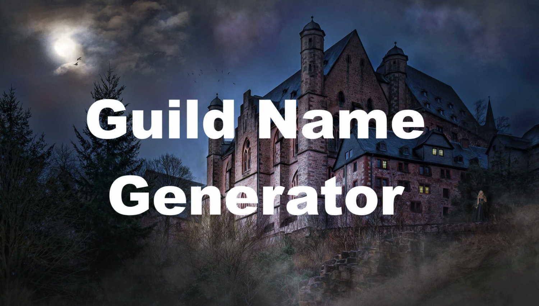guild name generator