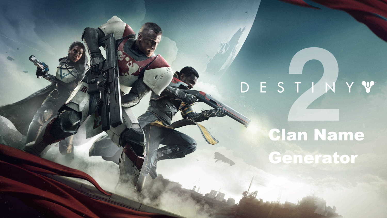 destiny 2 clan name generator