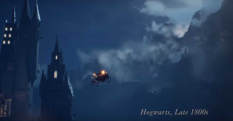 When Is Hogwarts Legacy Set