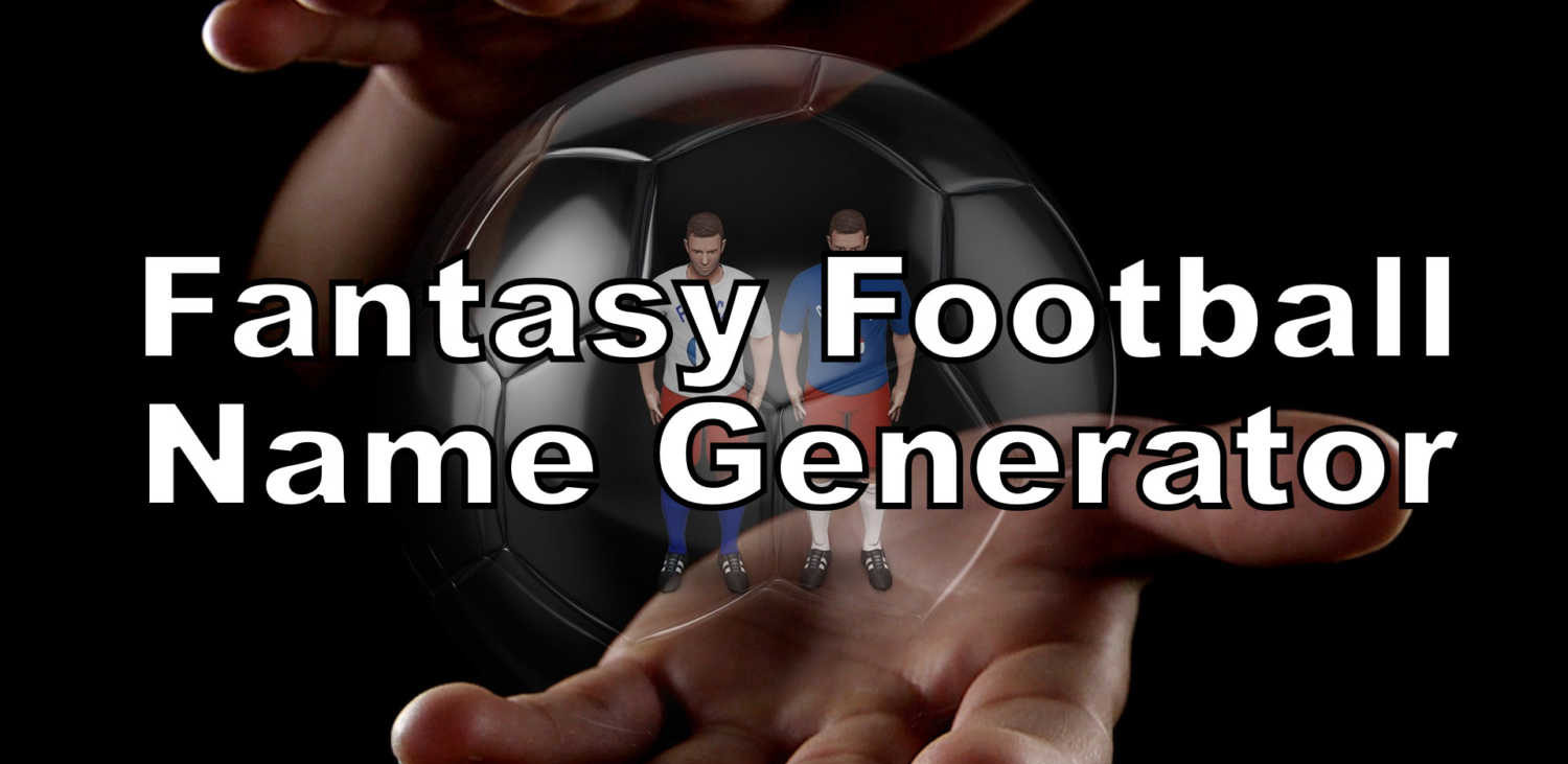 Inappropriate Fantasy Football Team Names