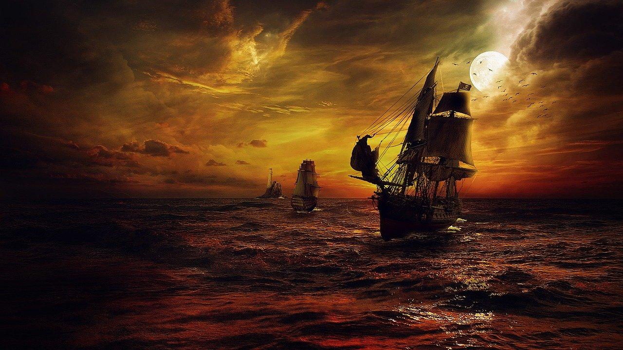 pirate ship names