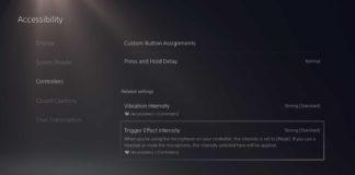 How To Turn Off DualSense Trigger Haptics