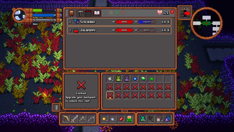 monster harvest dungeon